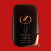 LEXUS REMOTE WITH KEY COVER