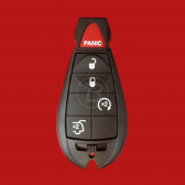 DODGE REMOTE SHELL FOBIC