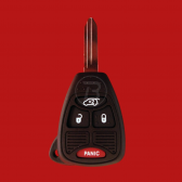 JEEP REMOTE WITH KEY