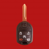 FORD KEY WITH REMOTE