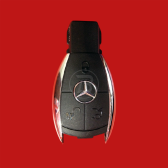 MERCEDES REMOTE SHELL