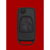 MERCEDES FLIP KEY SHELL