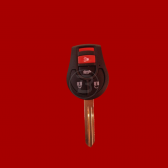 NISSAN KEY WITH REMOTE