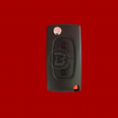 PEUGEOT REMOTE SHELL
