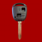 TOYOTA KEY WITH CHIP