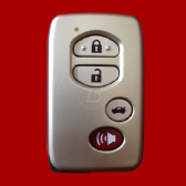 TOYOTA SMART KEY SHELL